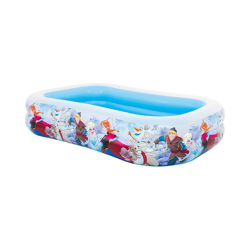 Inflatable swimming pool Intex Disney Frozen commercial pvc tarpaulin blow up inflatable swimming pool water slide rentals