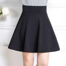 Short Skirt Women Plus Size School Skirt Women Clothing Pleated Short Skirts Ball Gown Inside Shorts
