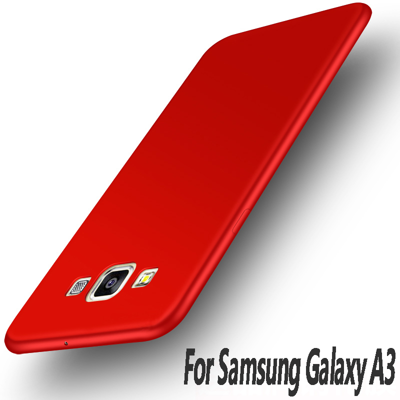 Galleria fotografica For samsung galaxy a3 2015 case silicone Luxury soft TPU Cases For samsung galaxy a3 2015 caso samsung A300 A300F A3000 cover