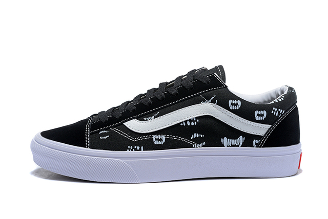 Original VANS Old Skool Pro low-top CLASSICS Unisex MEN S   WOMEN S  Skateboarding Shoes Sports canvas Shoes Free Shipping d5bba21f1