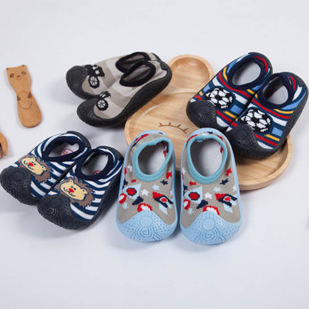 New Baby Shoes Newborn Spring Infant Socks Hot Sale Anti Slip Baby Socks With Rubber Soles High Quality