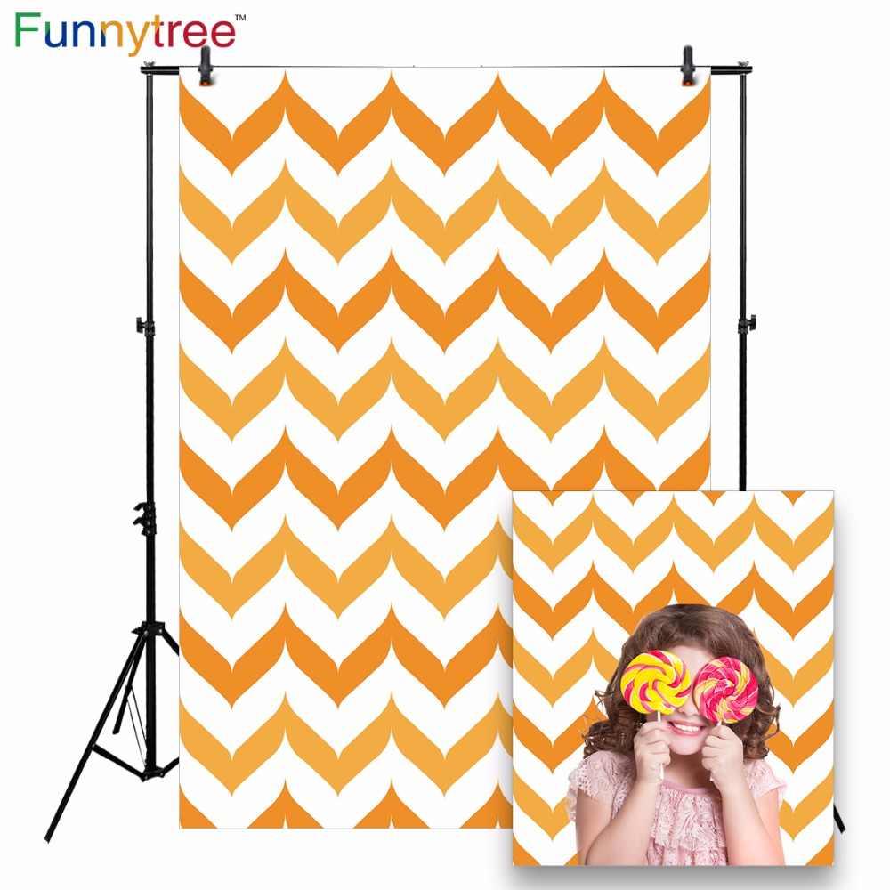 Funnytree küçük boyutlu fotoğraf stüdyosu için arka planlar çizgili noktalar chevron kafes desen tatlı zemin çocuklar için photoboo