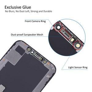 Image 4 - Elekworld TFT OLED для iPhone X XS XR XS MAX ЖК дисплей с 3D сенсорным экраном дигитайзер в сборе с подарками