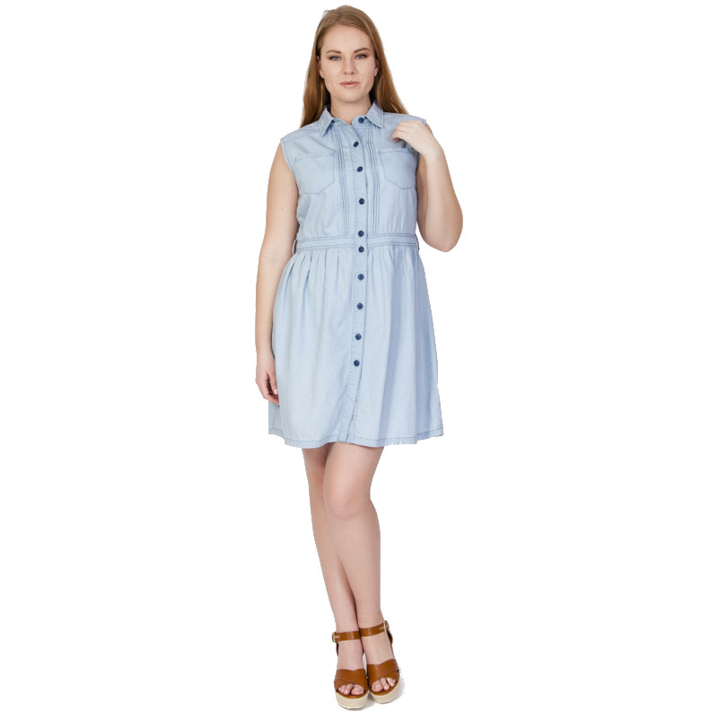 dress VISAVIS D3519 Cotton summer women TmallFS visavis lf1012 белый