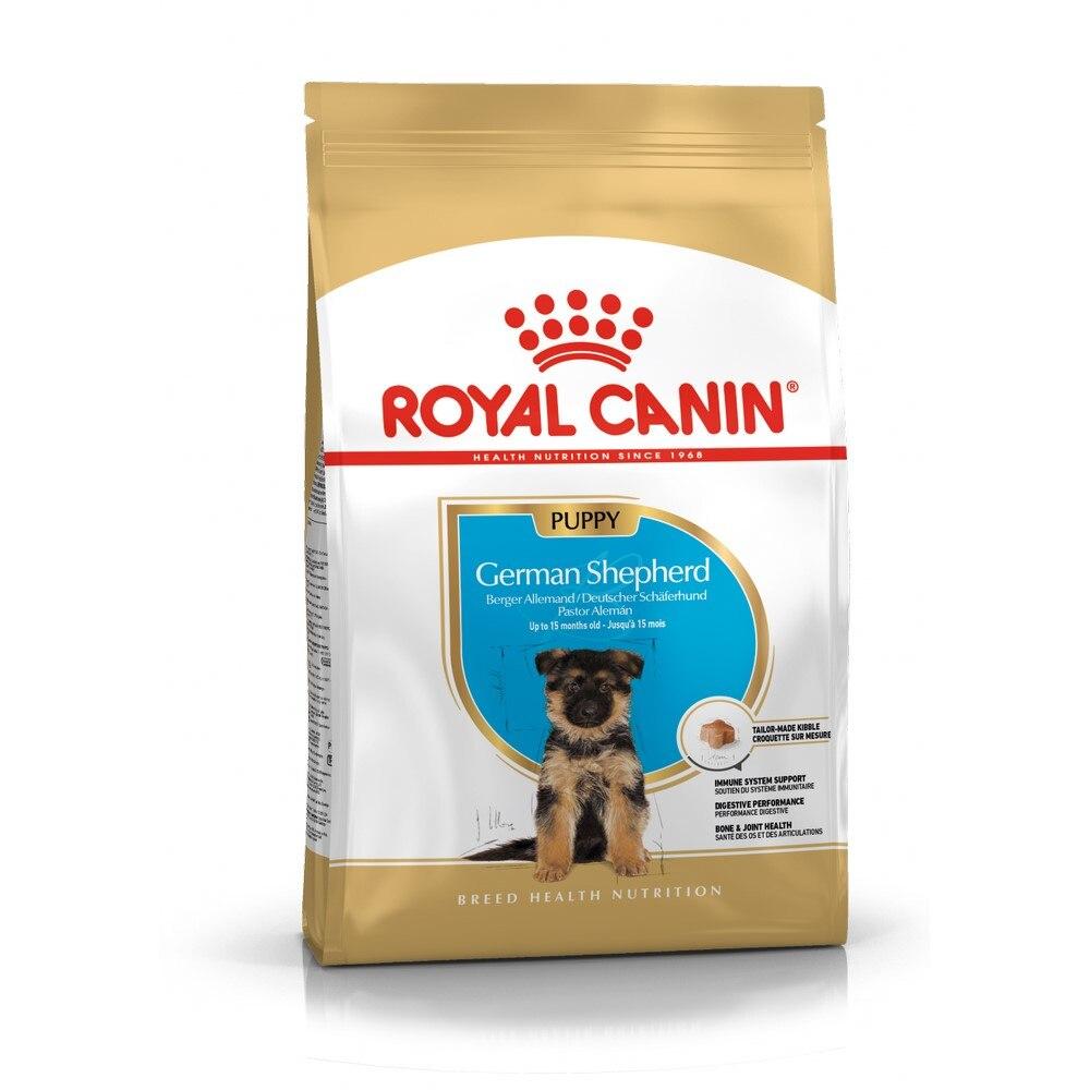 Puppy Food Royal Canin German Shepherd Puppy, 3 kg цена