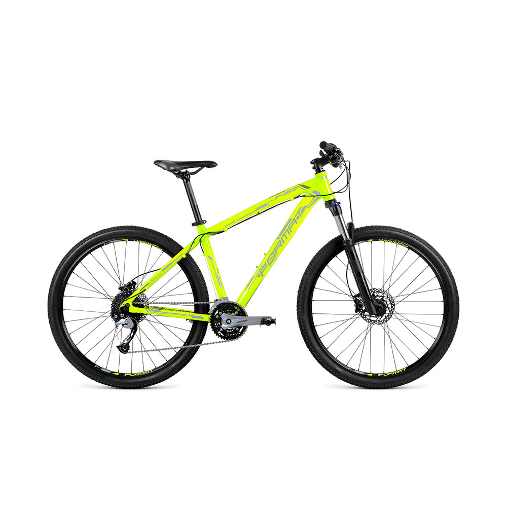 Bicycle FORMAT 1411 27.5 (27 IC. Height L) 2017-2018 цены