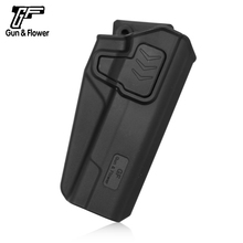 Gunflower Tactical Fast Draw Pistol Holsters Colt 1911 OWB Polymer Handguns Cover