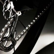 Racework углеродного волокна велосипед задний переключатель Шкивы Керамика подшипники Jockey колеса Набор для Shimano RD6700 6800 6870 9000 9070