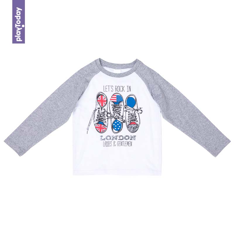T-Shirts PLAYTODAY for boys 371022 Children clothes kids clothes t shirts playtoday for boys 371116 children clothes kids clothes