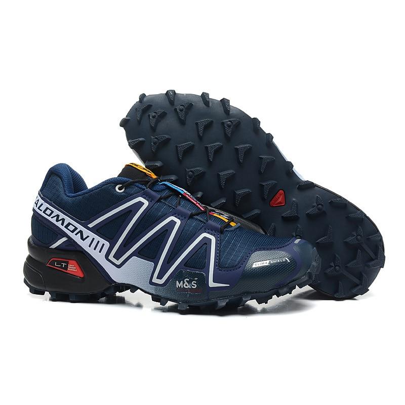 2018 Salomon Speed Cross 3 CS III light sneaker for outdoor walking jogging shoes mens running shoes eur 40-46