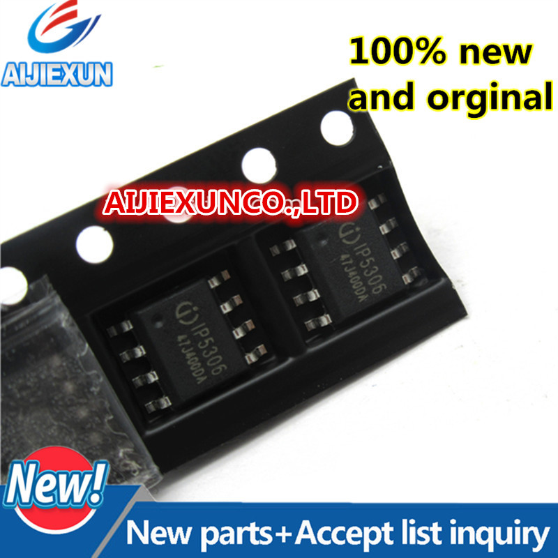 5Pcs 100% New And Original Free Shipping IP5306 ESOP8 In Stock