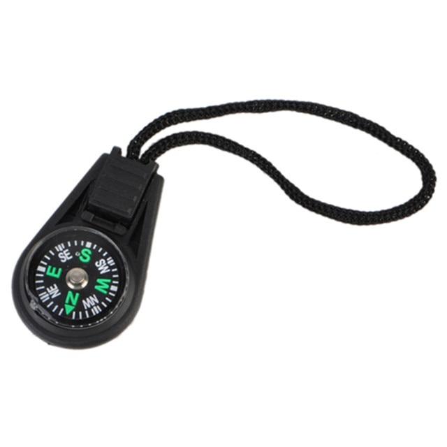 10Pcs Mini Survival Filled Mini Compass 4