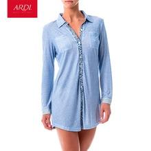 Платье-рубашка из вискозы ARDI