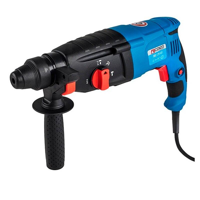 Rotary hammer SOYUZ PES-25101