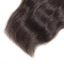 Hair Raw Indian Virgin Hair Bundles Grade 8A Indian Natural Straight Hair Extension 1-3-4 P/Lots Free Shipping