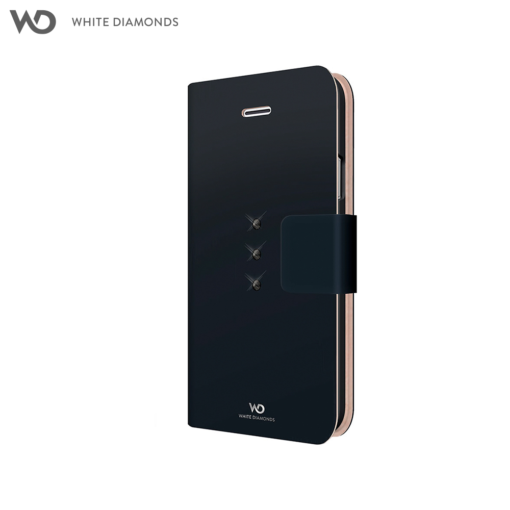 Case White Diamonds Ultra Thin Iced Case for Samsung Galaxy S8 Plus color black цена