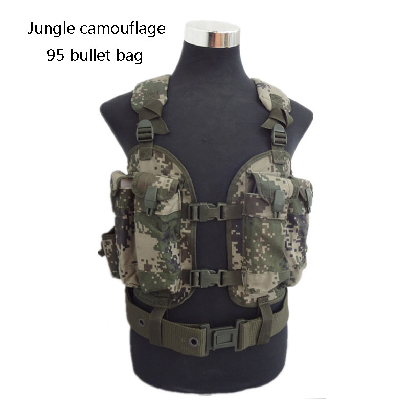 CS Tactical Vests Detachable Protection Armor Military Combat Assault Plate Carrier Vest Hunter Hunting Waistcoat Colete