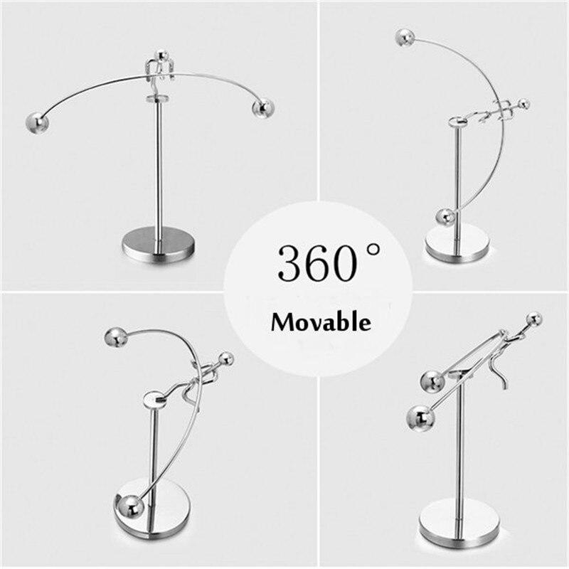 Newton/'s Cradle Weightlifter Mold Metal Craft Perpetual Dynamic Balancing Instru