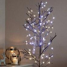 3 м 30-светодиодный Медный провод звезда гирлянды светодиодные светильник Стекло Craft бутылка пива феи, на свадьбу, на день всех влюбленных лампа вечерние Рождество Батарея в комплекте