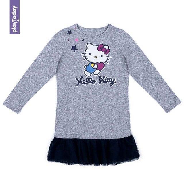 Платье PLAYTODAY для девочек 572154
