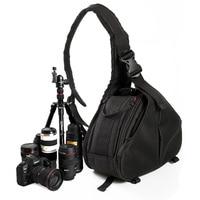 Camera Backpack DSLR Bag Case EOS 1300D 5D Mark IV III II 100D 5DS 5DSR 60D 6D 5DII 77D 7D Mark II 80D 800D 760D 750D 700D 200D