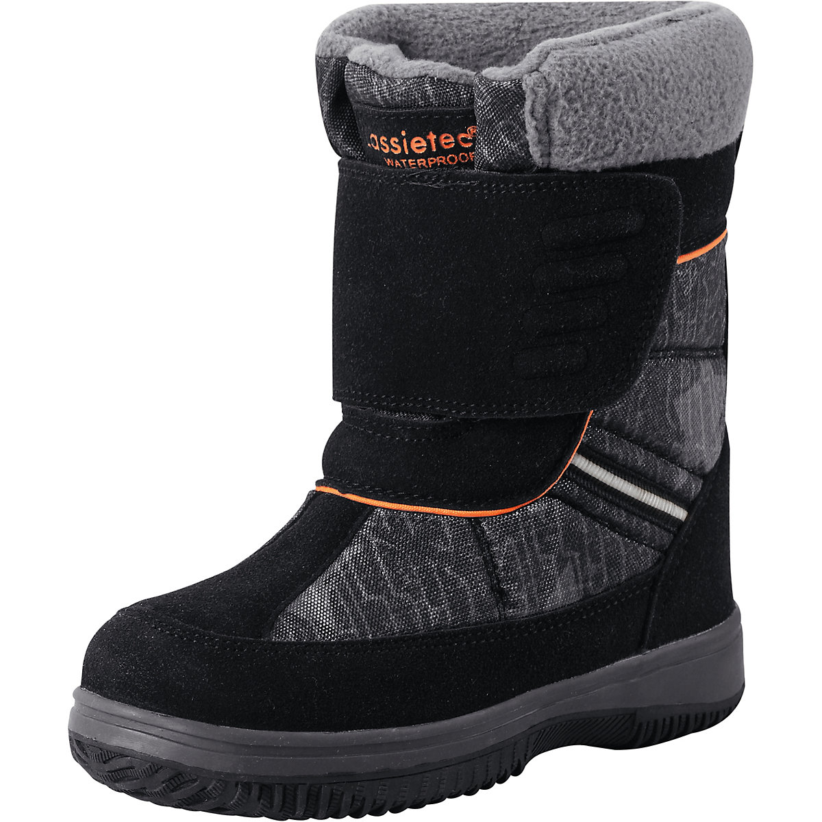 Boots LASSIE For Boys 8622545 Valenki Uggi Winter Baby Shoes Kids MTpromo