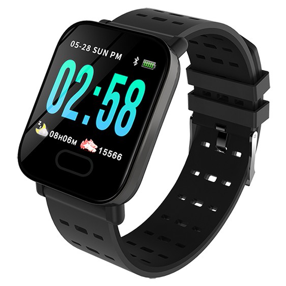 Fitness Armband Smart Uhr Männer Frauen Smart Band Tracker Pedometer Touchscreen Ip67 Wasserdicht Heart Rate Monitor Blutdruck Extrem Effizient In Der WäRmeerhaltung Tragbare Geräte