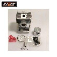 Цилиндр с поршнем ST-210 Rezer для бензопилы