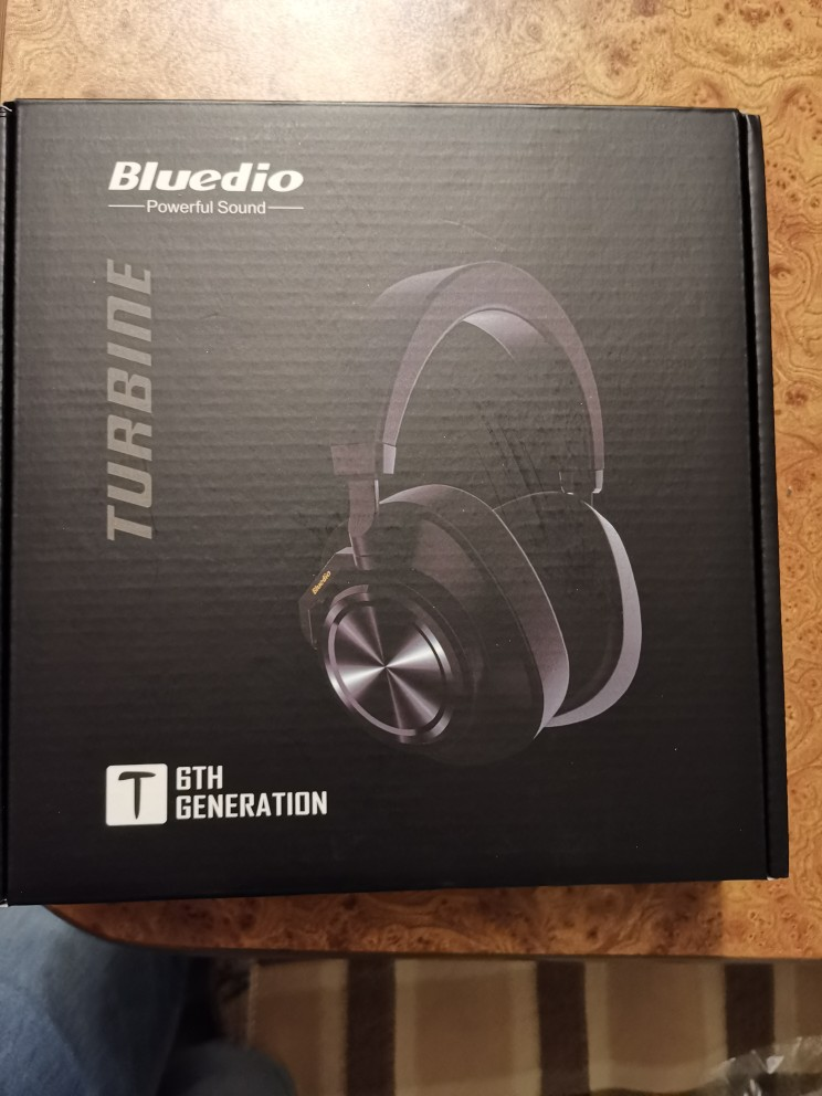 Bluedio T6 Active Noise Cancelling Headphones Wireless Bluetooth Headset with microphone for phones and music