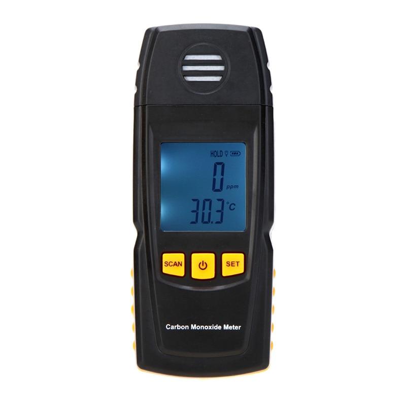 GM8805 Portable Handheld Carbon Monoxide Meter 0-1000ppm detector de gas