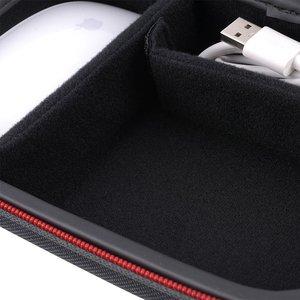Image 4 - Smatree Dura di Caso A90 per Apple Matita, per Magic Mouse, per Magsafe Adattatore di Alimentazione, per il Cavo di Ricarica Magnetico