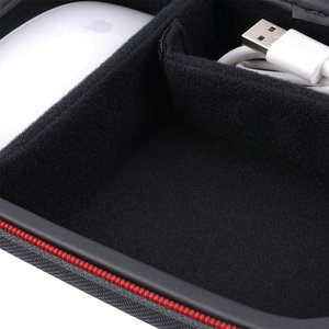 Image 4 - Smatree Hard Case A90 for Apple Pencil, for Magic Mouse, for Magsafe Power Adapter, for Magnetic Charging Cable