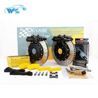 KOKO-étrier de frein pour toyota   kit de freins du nouveau style WT9200 WT9200 avec rotor en matel de style ligne pour audi a3 a6