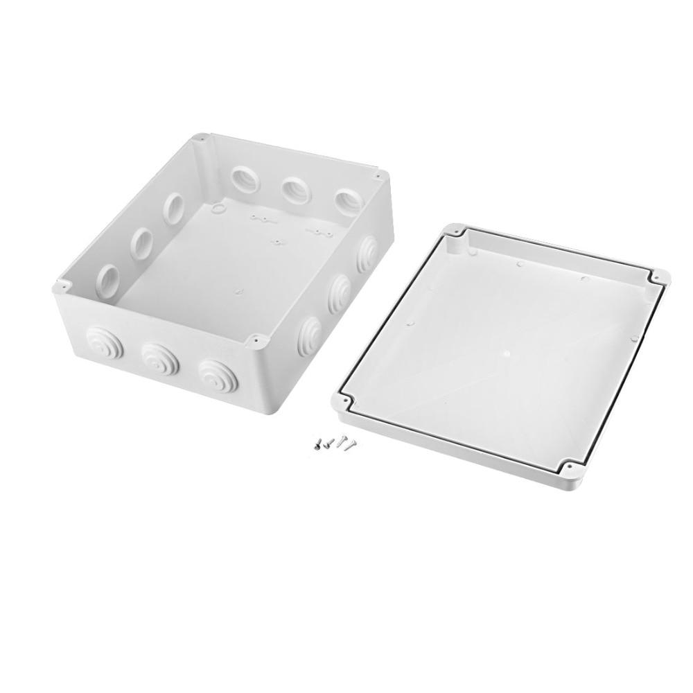Dustproof IP65 Junction Box DIY Terminal Connection Enclosure 75mm x 50mm x 25mm
