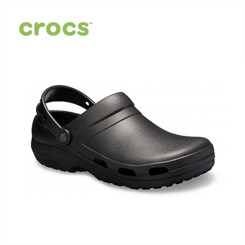 Фото - CROCS Specialist II Vent Clog UNISEX for male, for female, man, woman TmallFS shoes crocs bistro realtree edge clog unisex for male for female man woman tmallfs