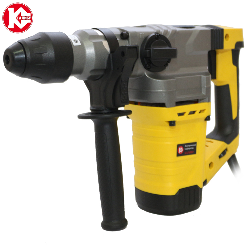 Electric rotary hammer drill Kalibr EP-1300/30M Master kalibr ep 900 30m electric demolition hammer punch electric rotary hammer power tools