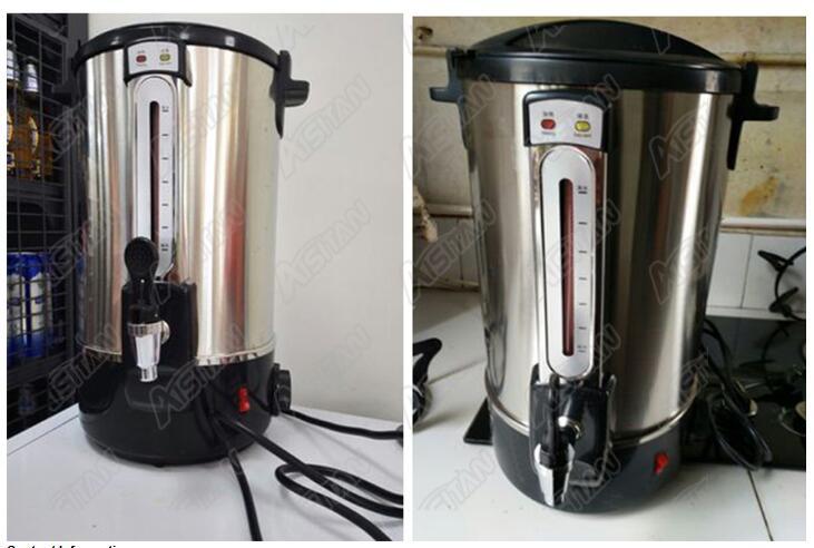 HL15A 6L desk top commercial water boiler machine, milk warmer ...