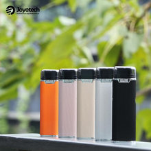 Joyetech eGo AIO Mansion Pod System Kit Vape with 2ml Cartridge powered by 1300mah Mod and comes with 7 colors changeable LED(China)