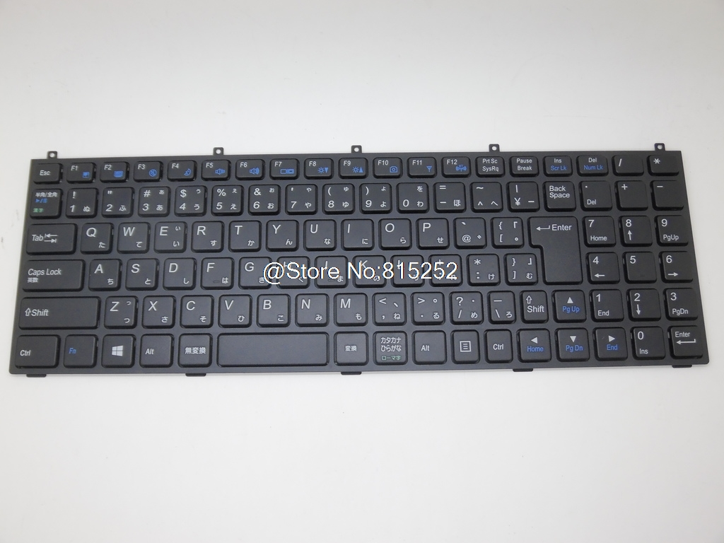 Laptop Keyboard For Gigabyte Q1500M Q1532M Q1532N Q1532P Q1542C Q1700C Q1732 Q1732N Q1742F Q1742N Japan JP Spain SP Turkey TR gigabyte keyboard gigabyte osmium cherry mx brown