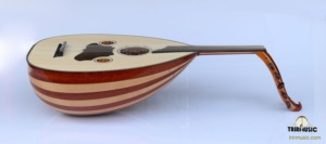 Quality Turkish Oud Ud AO-103 | String Instrument Oud Ud