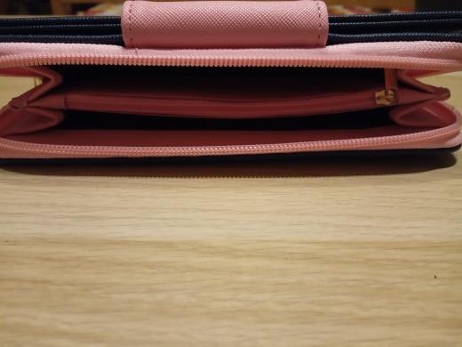 Mara's Dream Ladies Purses Brand Wallet Women Long Zipper Coin Purse Women Wallets PU Leather Card Holder Colorful Clutch Female photo review