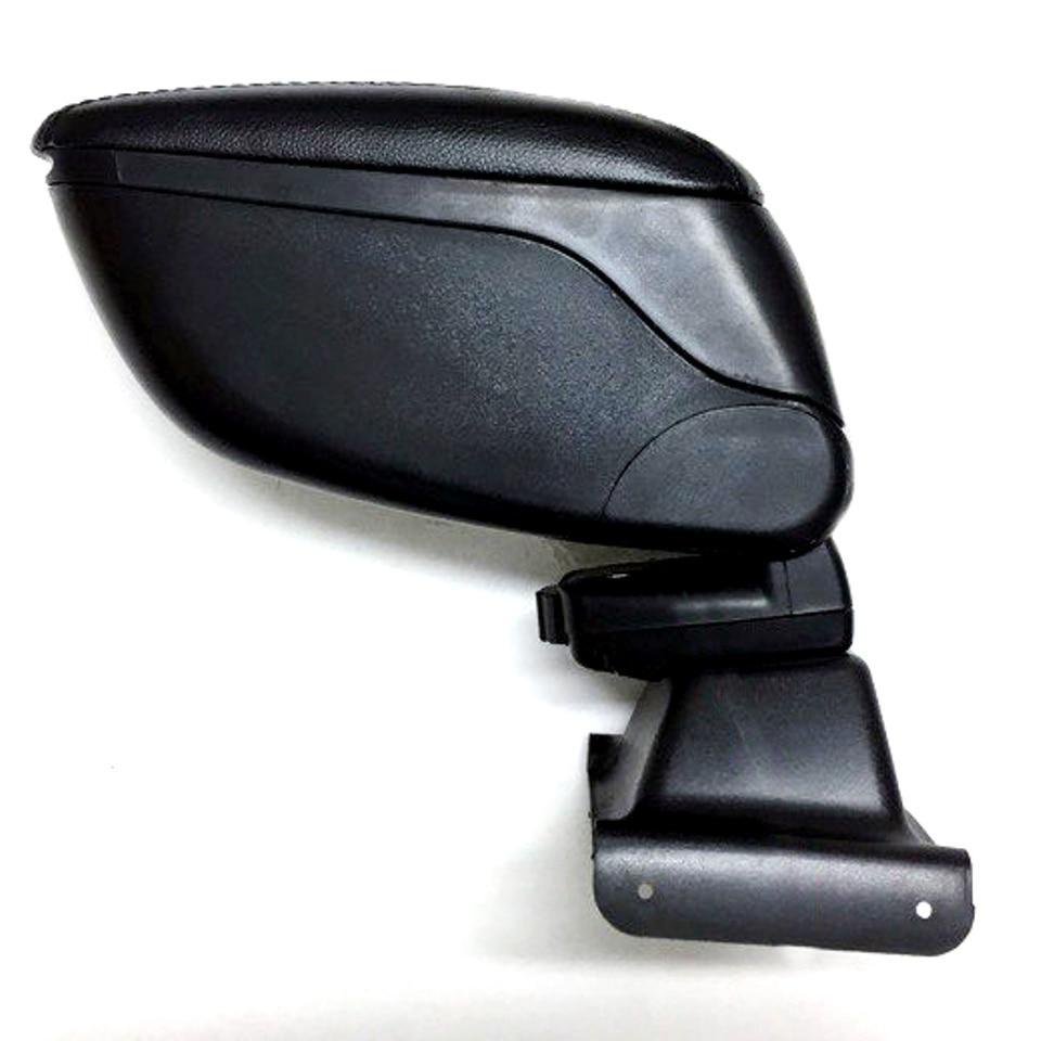For Skoda Yeti 2009-2018 car armrest with inner boxing black color PSKOCA5 for volkswagen polo sedan 2009 2019 armrest with inner boxing on staffing mount pcvwp9v