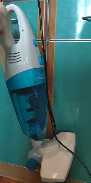 Electric vacuum cleaner Galaxy GL 6256