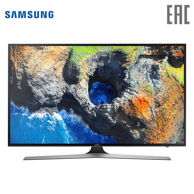 "Телевизор LED 40"" Samsung UE40MU6100UXRU(Russian Federation)"