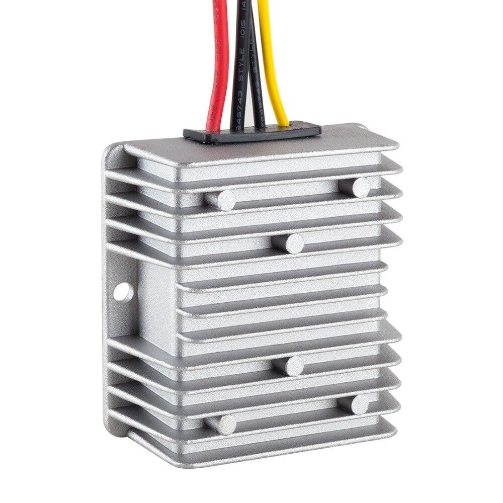 Voltage Converter Regulator DC 12V Step-Up to DC 48V 3A 144W Power Boost Transformer Waterproof Adapters Power Supplies dc dc converter dc12v 10 20v to dc36v 4a 144w