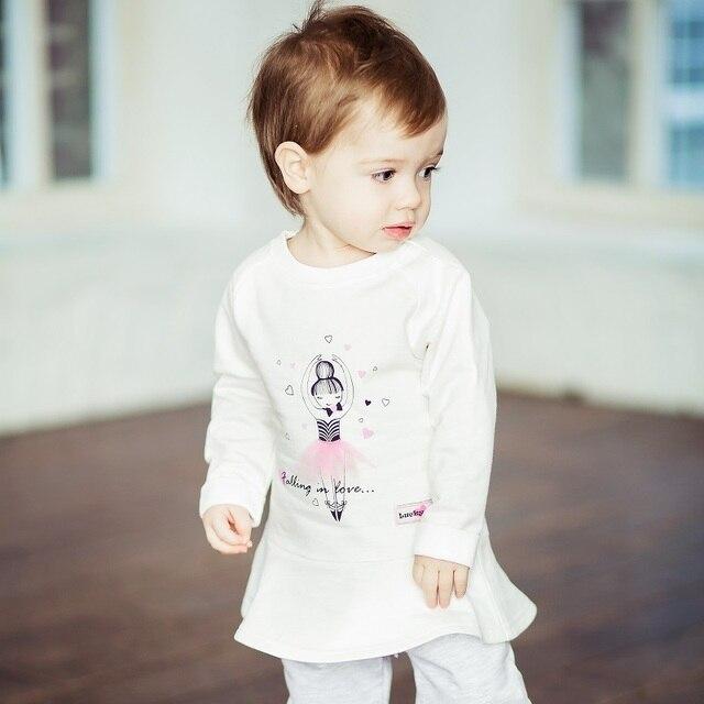 Платья Lucky Child для девочек 54-63f Сарафан платье детская одежда