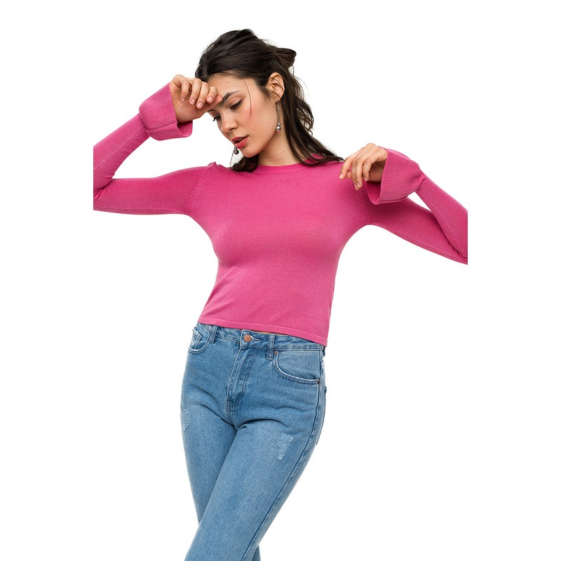 Sweaters jumper befree for female viscose sweater long sleeve women clothes apparel woman turtleneck pullover 1811060810-90 TF