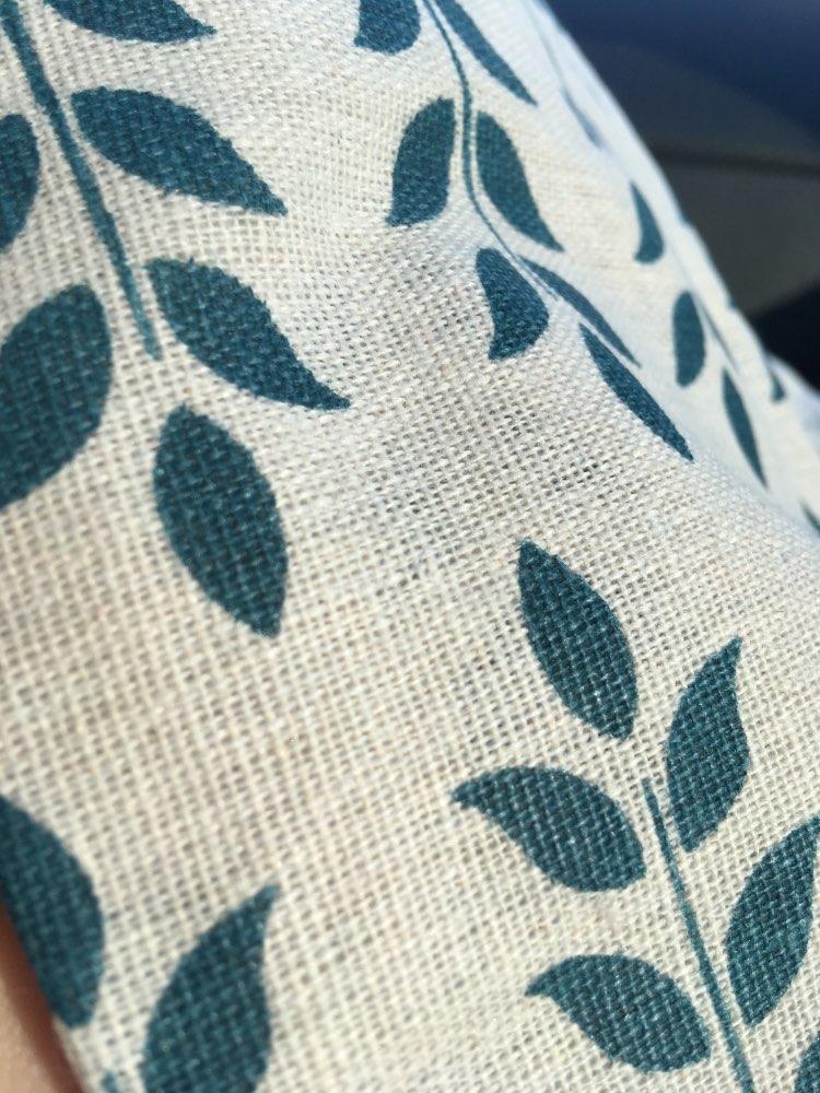 ISHOWTIENDA Drawstring Bag Cotton canvas gift bag Women Wheat Ear Drawstring Backpack Shopping Travel Bag sac a dos ficelle photo review