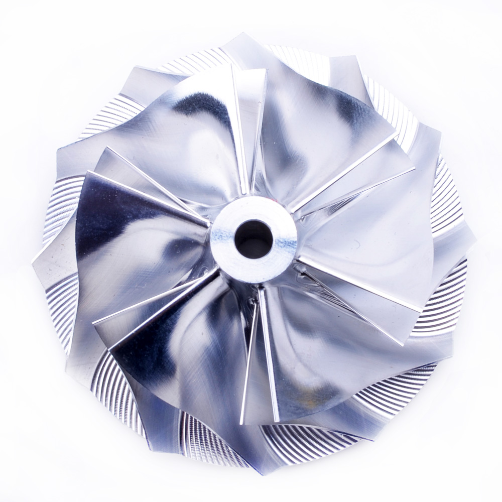 Kinugawa Billet Turbo Compressor Wheel 60 38 84 02mm 6 6 for Garrett TA45 441793 0016 for Nissan 52T in Turbo Chargers Parts from Automobiles Motorcycles