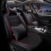 Universal car seat cover for toyota rav4 toyota camry toyota corolla auris prius fortuner yaris land cruiser Car accessories